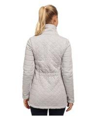 The North Face | Gray Caroluna Jacket | Lyst