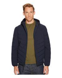 Marc New York - Blue Delavan Coat for Men - Lyst