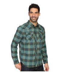 Prana - Green Holdstad Shirt for Men - Lyst