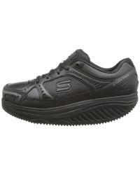 Skechers Work | Black Shape Ups Athletic W/s | Lyst