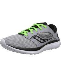 Saucony - Gray Kineta Relay Running Shoe for Men - Lyst