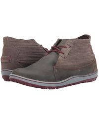 Merrell - Brown Ashland Chukka for Men - Lyst