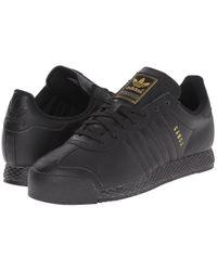 Adidas Originals - Black Samoa - Premium for Men - Lyst