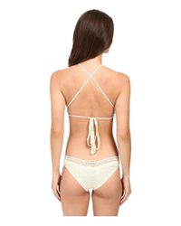 Vitamin A - Natural Nightbird Monokini One-piece - Lyst