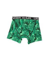 "Under Armour - Green Original Series 6"" Boxerjock® Print for Men - Lyst"