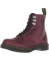 Dr. Martens | Multicolor Pascal Pm 8-eye Boot | Lyst