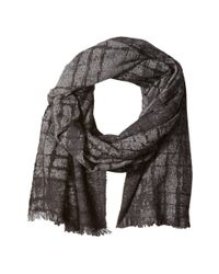 John Varvatos | Black Abstract Print for Men | Lyst
