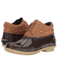Tommy Hilfiger - Brown Harley Boot - Lyst