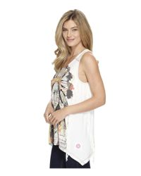Double D Ranchwear - Multicolor Chief Sitting Bull Tank Top - Lyst