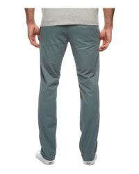 Volcom - Blue Frickin Slim Chino for Men - Lyst