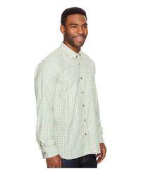 Mountain Khakis - Green Spalding Gingham Shirt for Men - Lyst