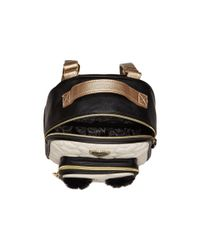 Betsey Johnson - Black Convertible Backpack - Lyst