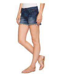 Volcom - Blue Stoned Shorts - Lyst