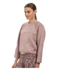 Adidas By Stella McCartney - Pink Image Pullon S16109 - Lyst