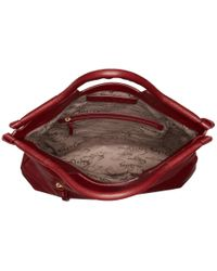 Foley + Corinna - Red Mid City Tote - Lyst