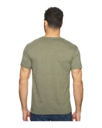 Marmot - Green Halation Short Sleeve Tee for Men - Lyst