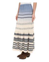 Tasha Polizzi - Multicolor Wanderlust Skirt - Lyst