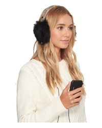 Ugg - Multicolor Leopard Wired Earmuff - Lyst