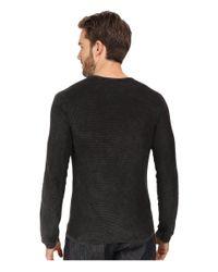 Mavi Jeans - Black Sweater for Men - Lyst