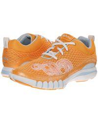 Ahnu - Orange Yoga Flex - Lyst