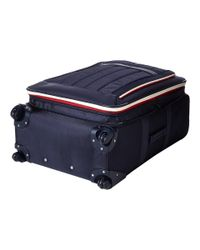 """Tommy Hilfiger - Blue Classic Sport 28"""" Upright Suitcase for Men - Lyst"""