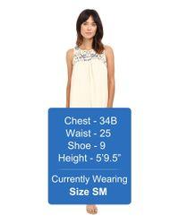Rip Curl - Natural Dreamscape Dress - Lyst