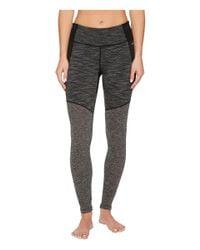 Jockey Active - Gray Shades Of Grey Leggings - Lyst
