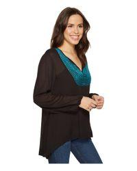 Double D Ranchwear - Black Shapeshifter Top - Lyst