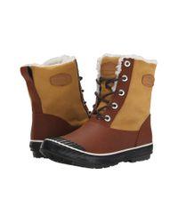 Keen - Brown Elsa Boot Wp - Lyst