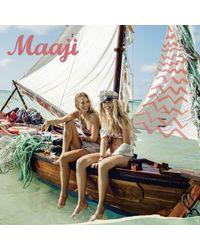 Maaji - Multicolor Brick House Top W/ Molded Cups - Lyst