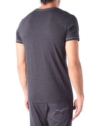 DIESEL | Black Umtee-randal for Men | Lyst