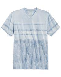 American Rag | Blue Fall Festival T-shirt for Men | Lyst