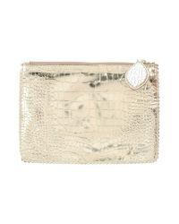 Rochas - Metallic Handbag - Lyst