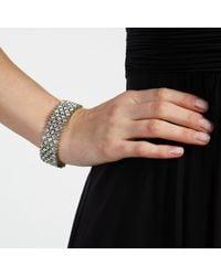 John Lewis - Metallic Bling Stretch Bracelet - Lyst