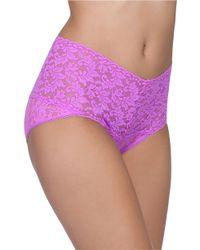 Hanky Panky | Purple Retro Vikini Panties | Lyst