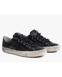 James Perse - Black Golden Goose Womens Vstar Sneaker - Lyst