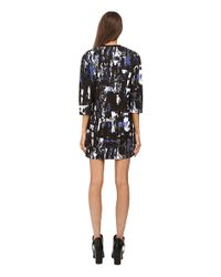 McQ | Multicolor 1/2 Box Dress | Lyst