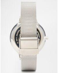 Skagen | Metallic Skw2312 Anita Silver Watch | Lyst