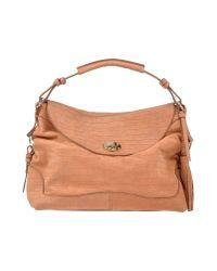 Blumarine - Natural Handbag - Lyst