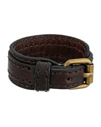 Frye - Brown Michelle Cuff - Lyst