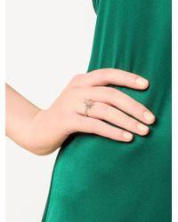 Venyx - White 'meteoryx Aurora' Ring - Lyst