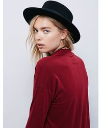 Free People | Red We The Free Womens We The Free No Stranger Tee | Lyst