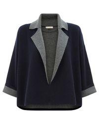 Hobbs - Blue Rhian Jacket - Lyst