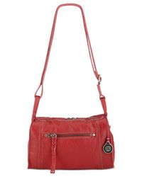 The Sak | Red Mirada Crossbody | Lyst