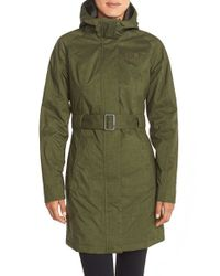 The North Face | Green Insulated 'montlake' Jacket | Lyst