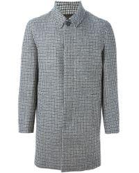 Paul & Joe - Gray 'zespere' Coat for Men - Lyst