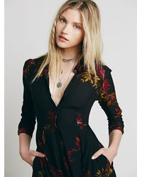 Free People - Black Womens After The Storm Maxi - Lyst