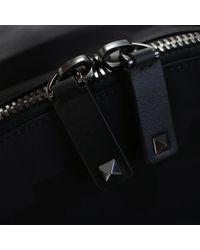 Valentino - Black Nylon Camunoir Backpack for Men - Lyst
