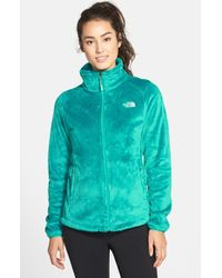 The North Face | Green 'osito 2' Jacket | Lyst