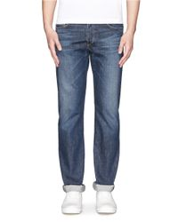 Rag & Bone | Blue 'fit 2' Jeans for Men | Lyst